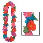 Бусы из  тропических цветов