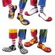 Клоунские ботинки
