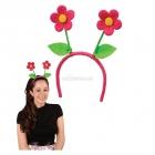 Matu stīpiņa ar ziediem