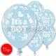 """12""""/30 см шар из латекса, Its Boy, 15 шт."""