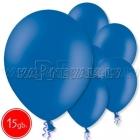 """10.5""""/27см шар из латекса  пастель, голубой, 15 шт."""