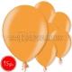 """12""""/30см шар из латекса,  металлик, оранжевый, 15 шт."""