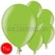 """12""""/30см шар из латекса,  металлик, зеленый лайм , 15 шт."""