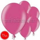 """10.5""""/27cm lateksa balons, metalliks, pērle, 15 gab."""