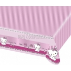 Скатерть  с рисунком, тема - Hello Kitty, Charmmy Kitty