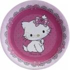 šķīvji ar attelu,  Hello Kitty, Charmmy Kitty, 23cm, 8 gab.