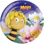 Тарелки с рисунком Пчела Майя,  23см, 8 шт.
