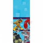 Скатерть бумажная  с рисунком, тема - Трансформеры, 1.80 x 1.20 см