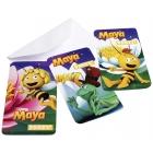 Пригласительная открытка, Тема: Пчела Майя,  6 шт