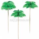 Декоративные зонтики ,  10 см, 12 шт.