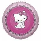 "18""/45cm, folija balons, Charmmy Kitty Hearts"