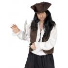Пиратский  меч, пластмасса, 50см