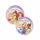 """18""""/45cm, folija balons,  Tema: Princese"""
