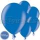 Латексные шары, синие, металлик