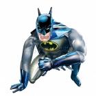 """36""""/91cm x 44""""/111cm  folijas balons, AirWalkers, Tēma: Batmans"""