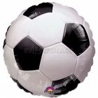"""18""""/45см шар из фольги, Тема: Футбол"""