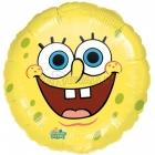 """18""""/45cm, folija balons, Tēma: SpongeBob"""