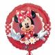 """Folijas hēlija balons """"Pelīte Minnija"""", izmērs 43 cm"""