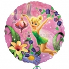 "18""/45cm, folija balons,  Tema: Tinker Bell"