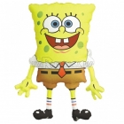 "22""/56cm x 28""/71cm Superfigūre Folija Superfigūre  Tēma: SpongeBob"