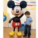 """96""""/132 cm AirWalker Staigājošs  folija balons   Mickey"""