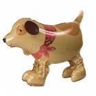 """22""""/56cm  x 18""""/46cm  Folija balons Super figūre Mana mīļākā suns"""