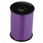 Лента для воздушных шаров пурпурная  500м х 5мм