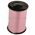 Лента для воздушных шаров розовая  500м х 5мм