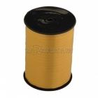 Лента для воздушных шаров золото  500м х 5мм