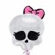 Folija figūre Tēma: Monster High Skull