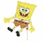 """9""""/22cm Мини фигура из фольги розетка держатель Тема:  SpongeBob Square Pants"""