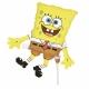 Folijas  mini figūre rozete turētājs Tēma:SpongeBob Square Pants