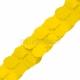 Бумажная декорация  цвет: желтый 3,65м