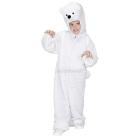 Карнавальный костюм - белый медвежонок  113