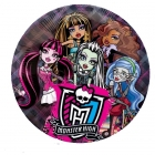 """26""""/66cm Folija balons  caurspīdīgs Tēma: Monster High"""