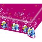 Скатерть  с рисунком  Тема: Smurfette