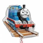 Супер фигура  из фольги Паровозик Томас