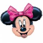 Супер фигура  из фольги Minnija Mouse