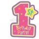 Ielūgums - 1. dzimšanas diena, 8 gab.