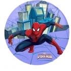 """26""""/66cm Folija balons  Сaurspīdīgs Tēma: Spiderman"""