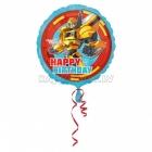 """18""""/45cm, folija balons Tēma: Transformers"""