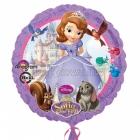 """18""""/45cm, folija balons Tēma: Sofija"""