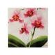 Салфетки  Розовая орхидея.