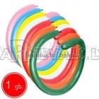 Шарик для моделирования (твистинга), размер )Q260, цвета в ассортименте, упаковка 1 шт.