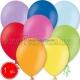 30cm lateksa balons, metalliks,  1 gab.