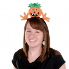 Ķirbis cepure karnevalam