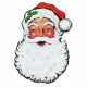 одвесная декорация - Дед Мороз