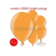 30cm lateksa balons, metalliks, assorti, 1 gab.