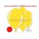 30cm lateksa balons ar hēliju un hi-float, perlamutra krāsas, assorti, 1 gab.