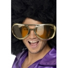 Disko stilai brilles, XXL